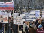 Митинг в Тучково 10 апреля 2010 г.